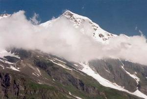 De grote Wiesbachhorn (3564 m)